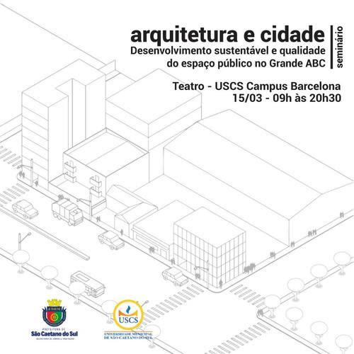 Seminário Arquitetura e Cidade