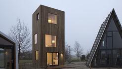 Micro House Slim Fit / ANA ROCHA architecture