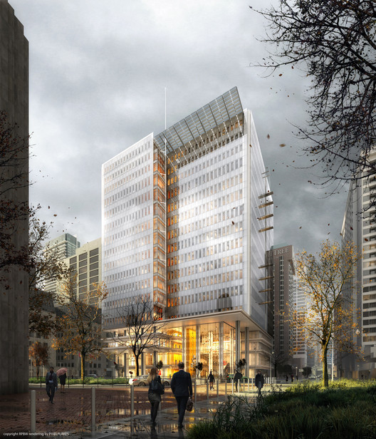Renzo Piano Building Workshop's First Canadian Project Will Be the New Toronto Courthouse