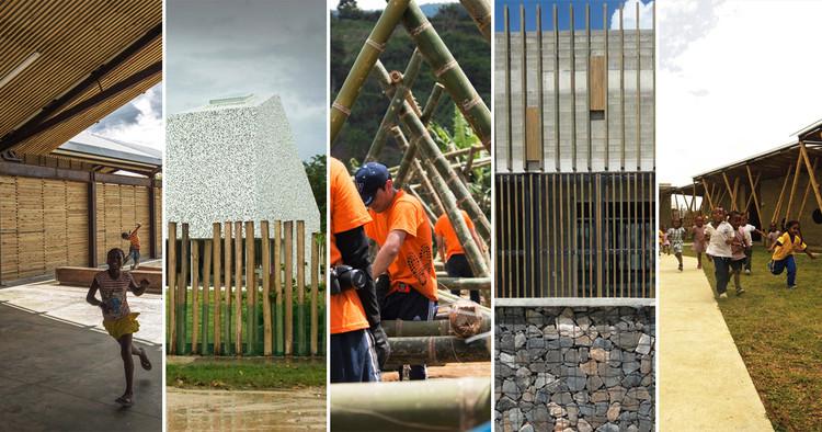 5 projetos que ressignificam antigos espaços violentos na Colômbia, © Farhid Maya; © Jorge Gamboa; © Ruta 4 Arquitectura; © Rafael Pertuz; © Iván Darío Quiñones Sánchez
