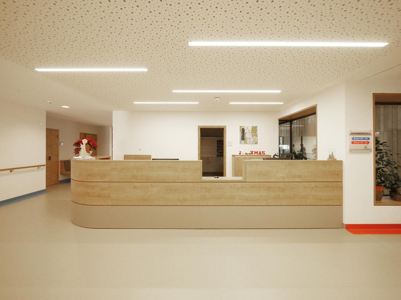 Gallery of Retirement and Nursing Home Wilder Kaiser / SRAP Sedlak ...
