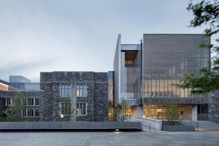 Julis Romo Rabinowitz Building & Louis A. Simpson International Building / KPMB Architects, © Adrien Williams