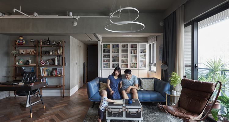 Bright House / HAO Design, © Hey!Cheese
