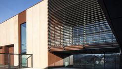 Nuevo Showroom e Instalaciones de Almacenamiento / Jereb in Budja arhitekti