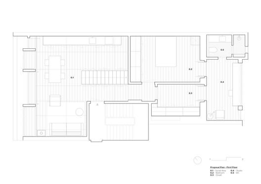 Lower Floor Plan Proposal