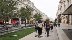 Zaha Hadid Architects revela propuesta para peatonalizar Londres