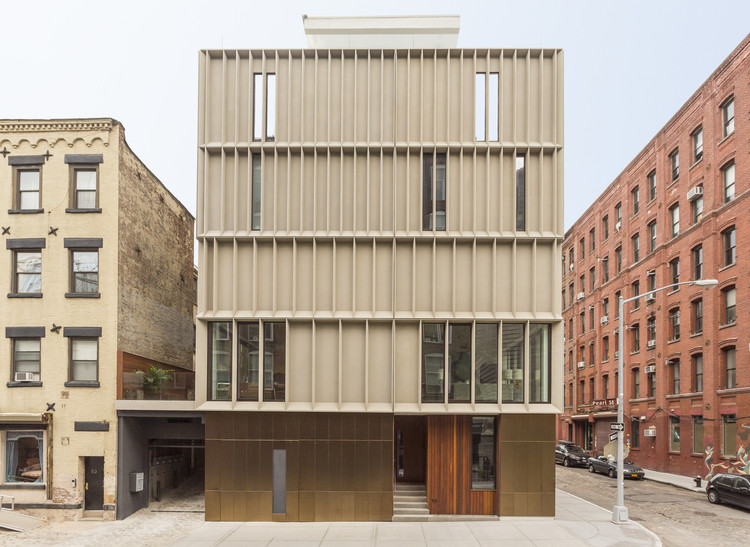 Dumbo Townhouses / Alloy Design, © Cameron Blaylock