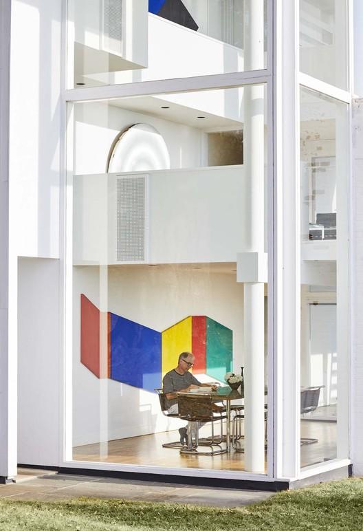 AD Classics: Smith House / Richard Meier & Partners | ArchDaily