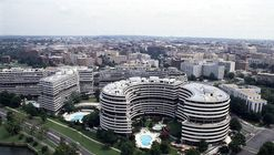 The Architecture of Washington DC's Watergate Complex: Inside America's Most Infamous Address