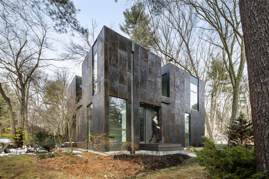 Caja Expandida / Merge Architects