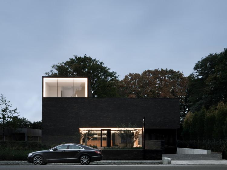 Cartório / Abscis Architecten, © Jeroen Verrecht