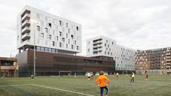 Superior Art School / LCR Architectes