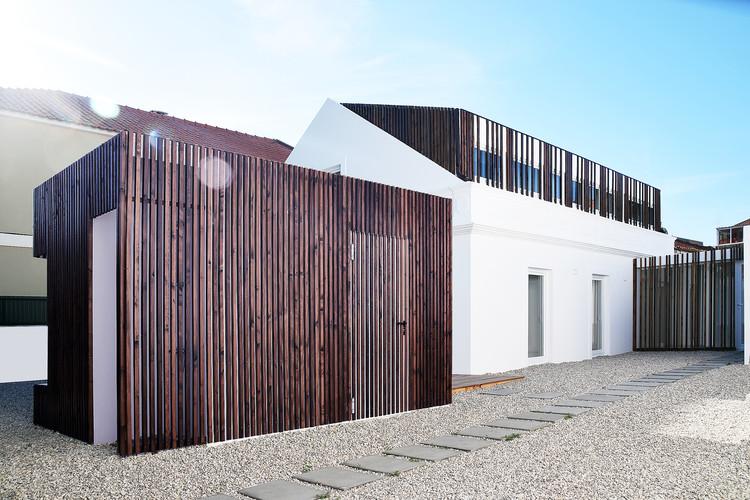 Fisherman's House / Ines Brandão Arquitectura, © Ines Brandao
