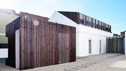Fisherman's House / Ines Brandão Arquitectura