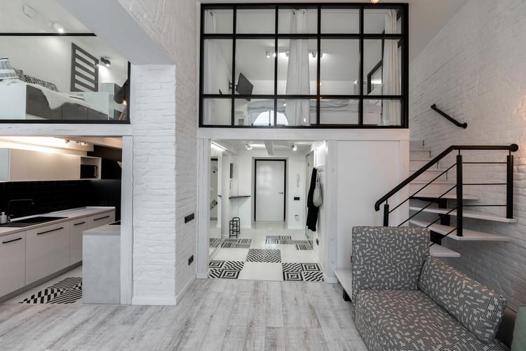 Apartamento em Lviv / O.M.Shumelda, © Ross Helen and Bohdana Fedorovych