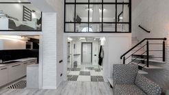 Apartment in Lviv / O.M.Shumelda