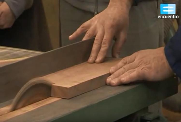Aprende sobre carpintería con estos 10 videos en español, Captura de pantalla - Oficios. Carpintería: Introducción a la carpintería - Canal Encuentro. Image vía Canal Encuentro
