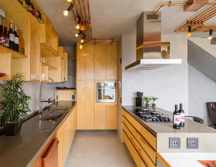 Apartamento FN / Aptar Arquitetura, © Bruno Schreiber