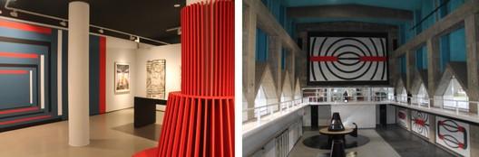 Exposición en Museo ICO. Image © Rogelio Ruiz