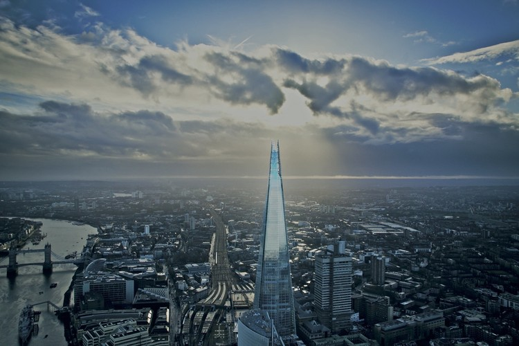 The Shard / Renzo Piano Building Workshop , © Ben Marshall