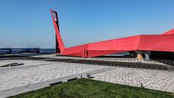 Qingdao Wanda Victoria Bay Xifeng Bridge / PT Architecture Design