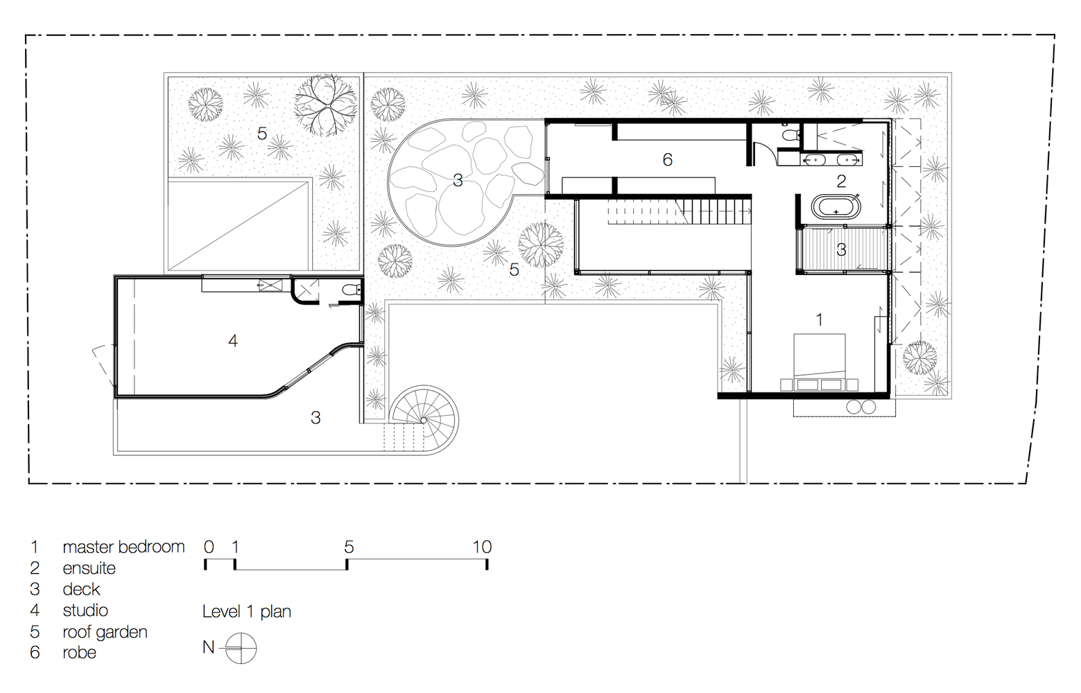 Gallery Of Torquay Concrete House Auhaus Architecture 13