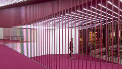 Crimson Sequence / Admun Studio