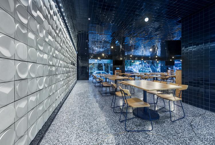 Restaurant El Califa / Esrawe Studio, © Camila Cossio