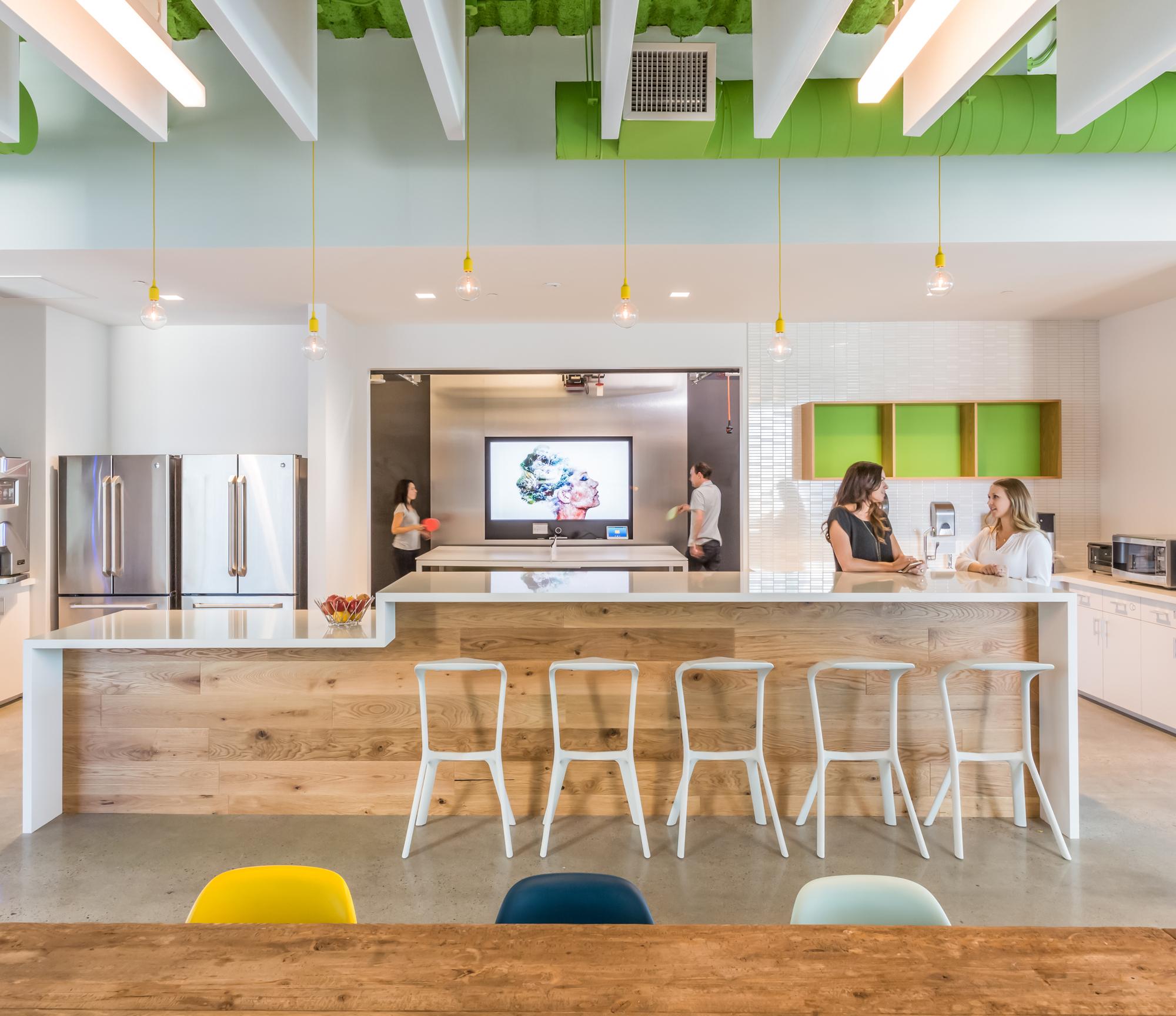 Gallery Of Adobe Headquarters Renovation / Gensler