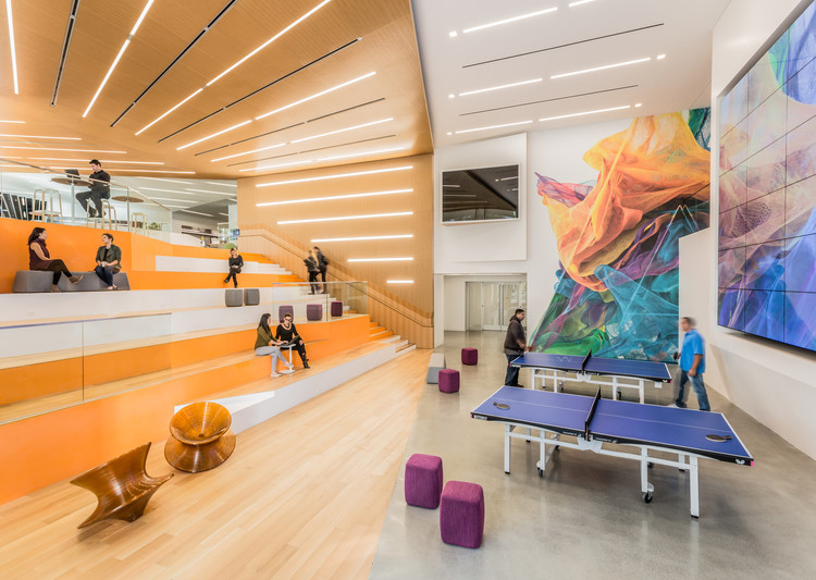 Adobe Headquarters Renovation / Gensler, © Emily Hagopian Photography