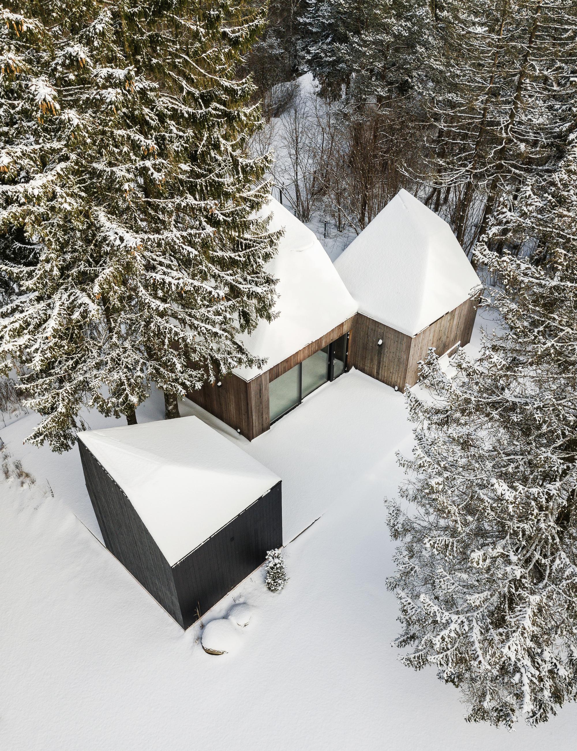 Cottage in Muraste / KUU architects