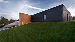 Black House in Vilnius / Laurynas Žakevičius architects