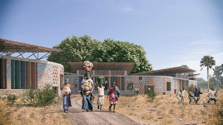 How Schools in Africa Can Benefit From Clever Design and Mango Trees, Courtesy of WAYAiR Foundation