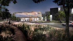 Studio Gang Reveals Design of Arkansas Arts Center Expansion