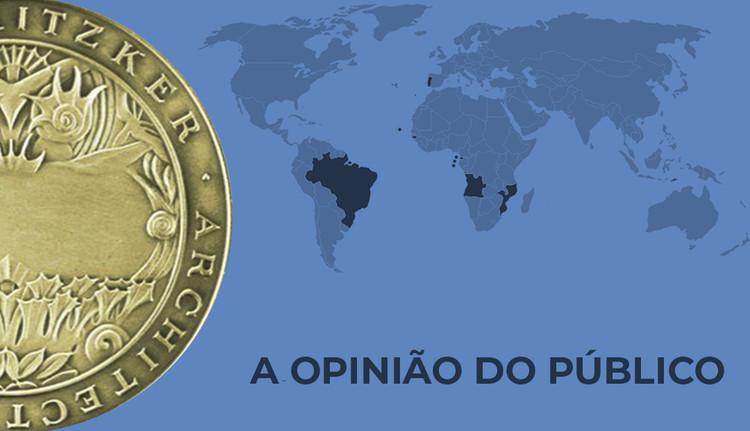 Resultado: Se o próximo Pritzker fosse alguém que fala português, em quem você apostaria? Veja as sugestões que recebemos.