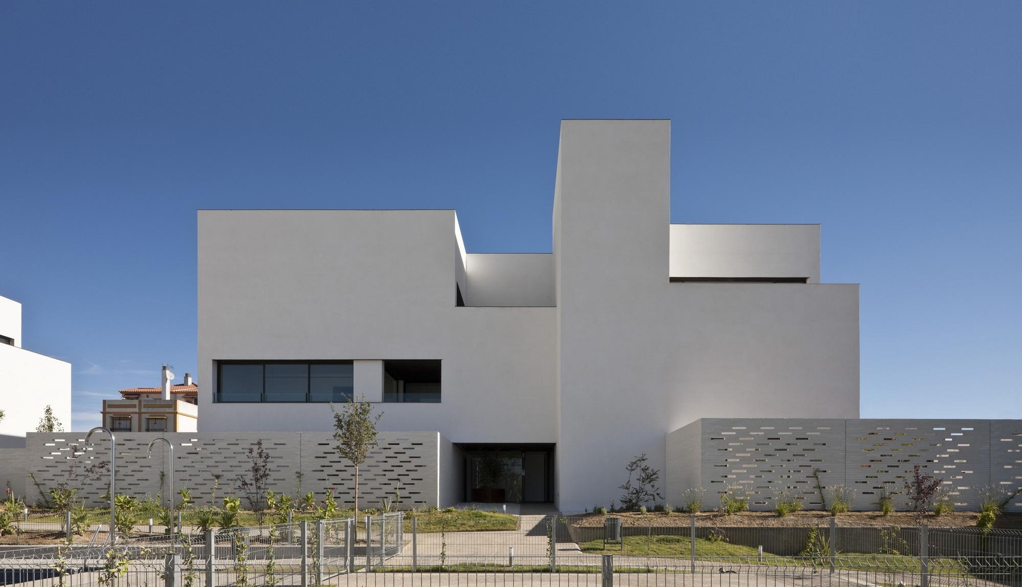 36 residential units eddea arquitectura y urbanismo On arquitectura y urbanismo