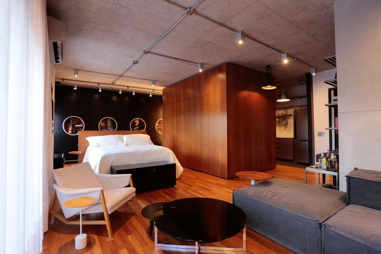 Loft Max House / Estúdio Cláudio Resmini, © Vini DalaRosa