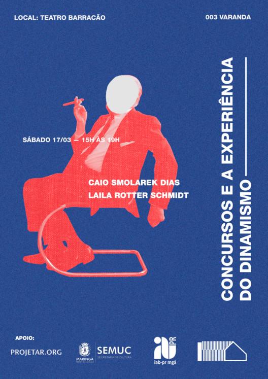 Varanda: Concursos e a experiência do dinamismo, Imagem por: Álvaro Roberto de Lara Júnior