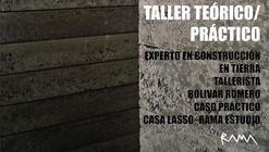 Taller 'Construye en tierra' en Torno Co.Lab