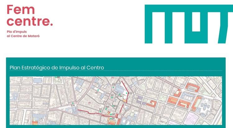 """Mataró lanza concurso de ideas para un plan estratégico que """"dinamice el centro de la ciudad"""""""