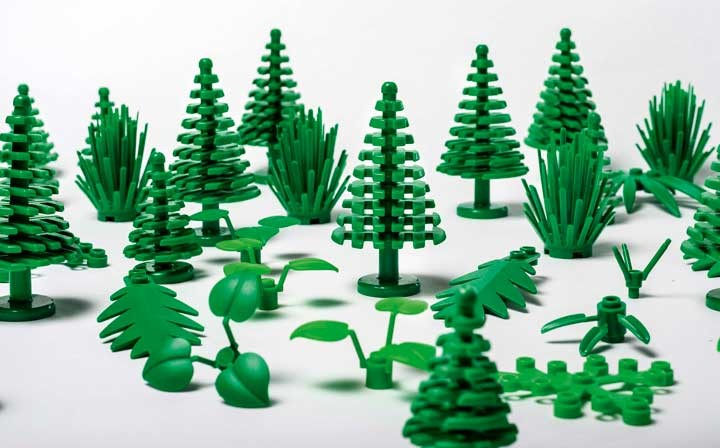 LEGO Announces Launch of Sustainable Pieces Made From Sugarcane, Courtesy of LEGO
