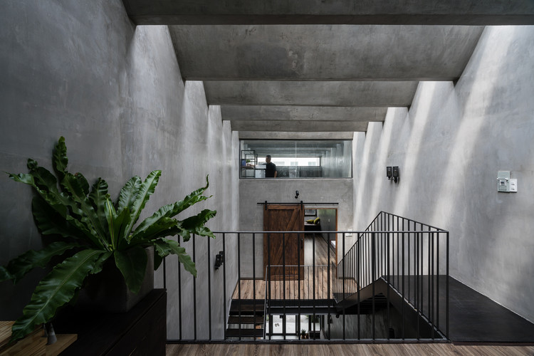 Nhà Của Tiến / 23o5studio, © Quang Dam