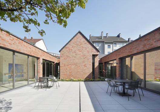 Courtesy of Krampe-Schmidt Architekten BDA