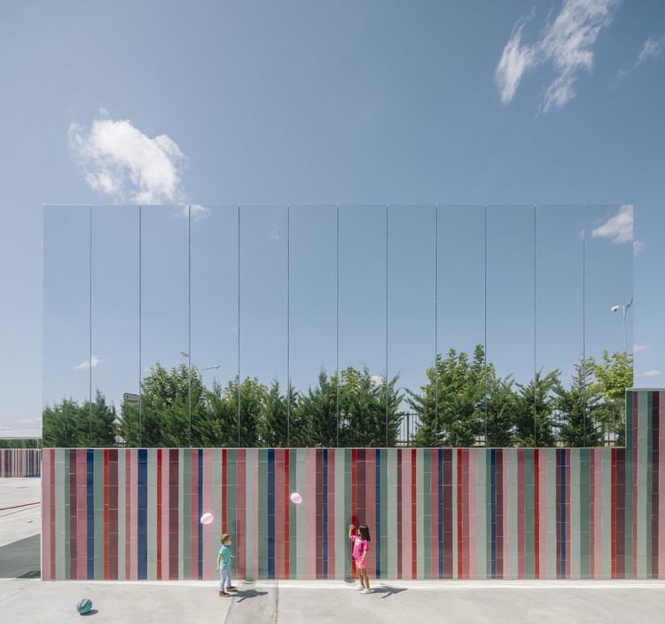 The Almost Invisible School / ABLM arquitectos, © Imagen Subliminal