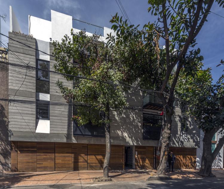 14 Casas Condominio Horizontal / PSI, © Rodrigo García Cué