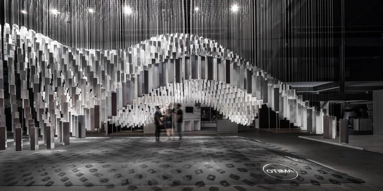 Stand Alumilux / Jaime Prous Architects, © Adrià Goula