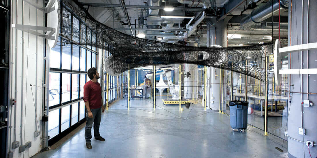 Will Carbon Fiber Revolutionize Architecture As Steel Did
