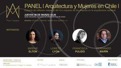 Segunda edición de 'Arquitectura y mujeres en Chile'