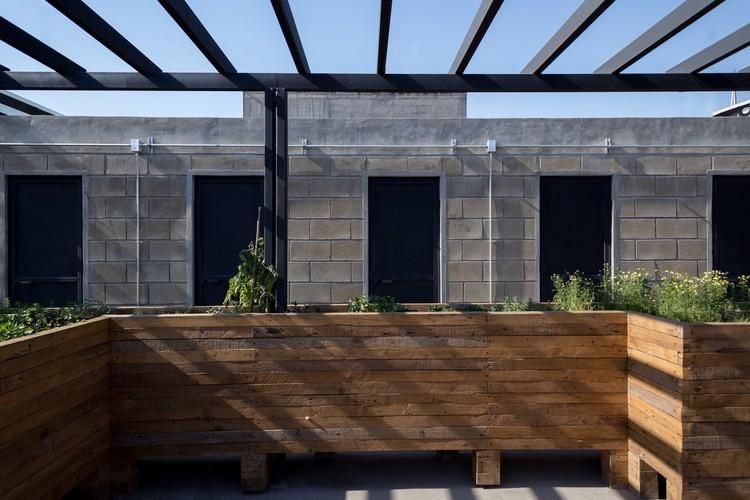 Zempoala 267 Building / GDE Grupo Diseño y Espacios, © Angelica Ibarra