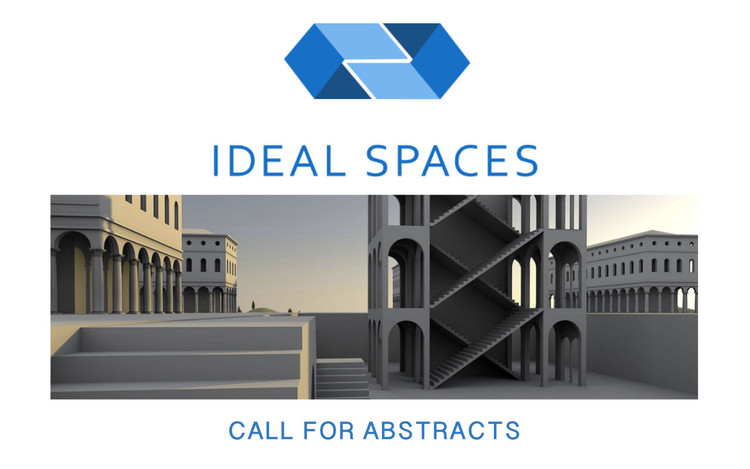 Ideal Spaces Symposium May 2018 - Call for Abstracts , Ideal city: Functional City by Leonardo da Vinci